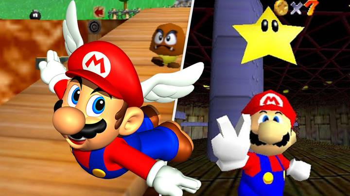 'Super Mario 64' Is Playable In Your Web Browser Right Now