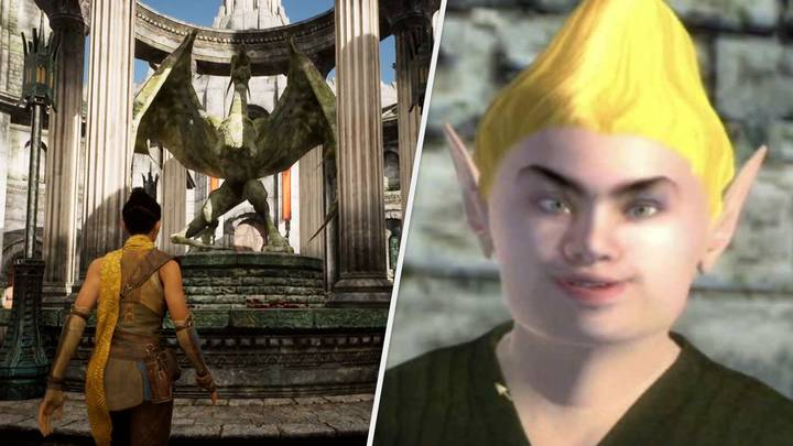 'Oblivion' Remade In Unreal Engine 5 Has Me Pining For 'The Elder Scrolls 6'