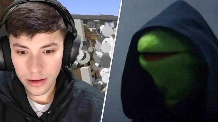Popular 'Minecraft' Streamer Banned Twice In Two Days For Harassing Himself