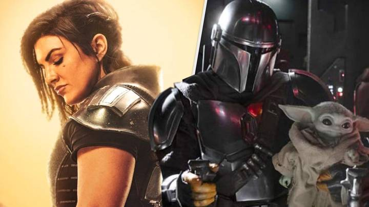 'The Mandalorian' Is Putting Gina Carano Forth For Awards Consideration