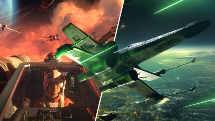 'Star Wars: Squadrons' First Trailer Reveals First-Person Co-op Dogfighter