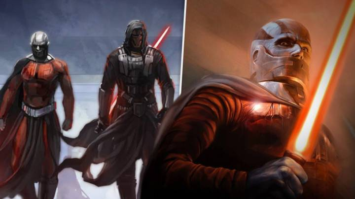 Thousands Of Fans Sign Petition To Remake 'Star Wars: Knights Of The Old Republic'