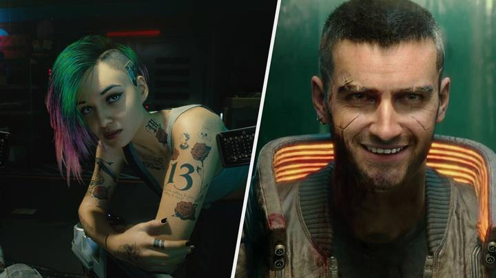 'Cyberpunk 2077' Lets You Use Futuristic Sex Toys As Weapons