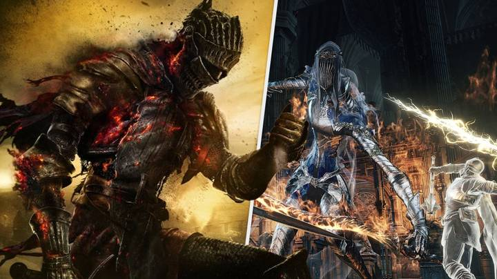 'Call Of The Abyss' Is A Massive New Dark Souls Experience, And It Looks Awesome