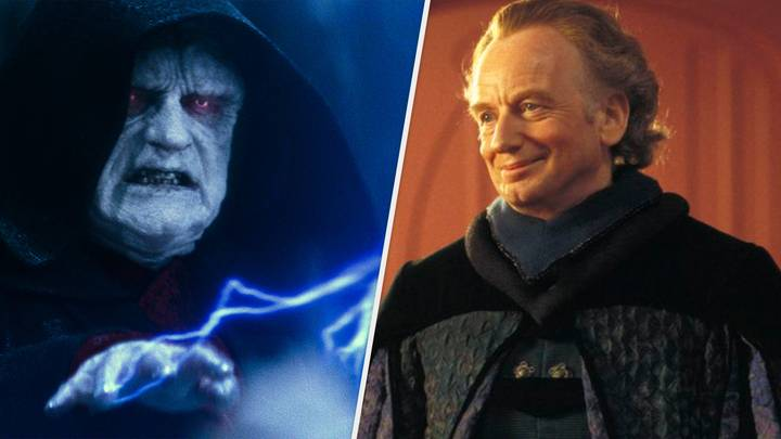 Star Wars Fan Creates Truly Unsettling Life-Size Darth Sidious Model