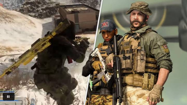 'Call Of Duty: Warzone' Finally Adds A Third-Person Mode