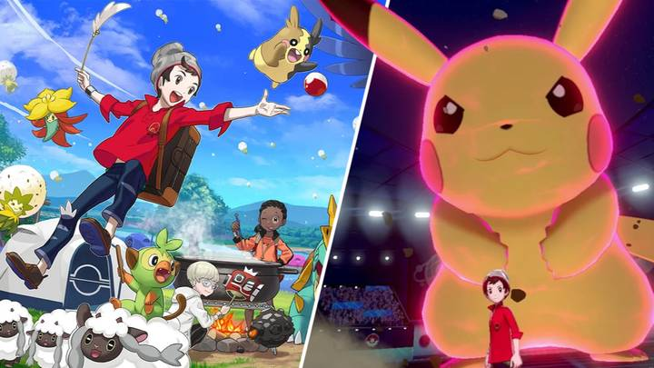 'Pokémon Sword & Shield' Review: Great Ideas Let Down By An Empty World