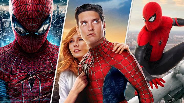 'Spider-Man 3' Reportedly Bringing Back Tobey Maguire, Kirsten Dunst, And Andrew Garfield