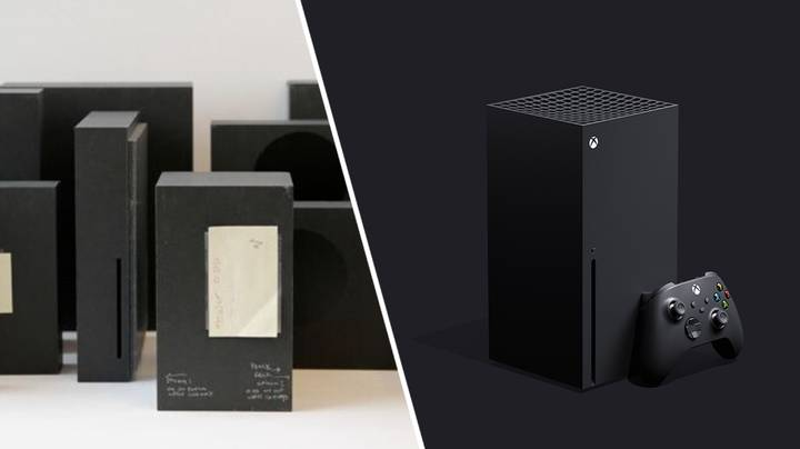 Xbox Series Concepts Show X Wasn't Always Destined To Be A Fridge