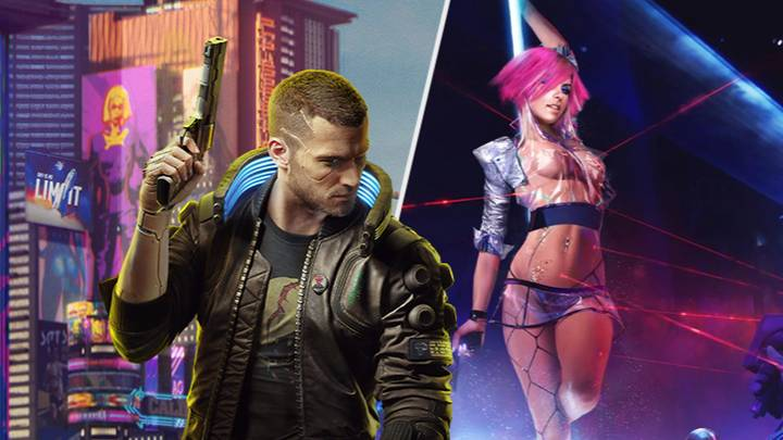 'Cyberpunk 2077' Video Compares Latest Trailer Footage To 2018 Gameplay