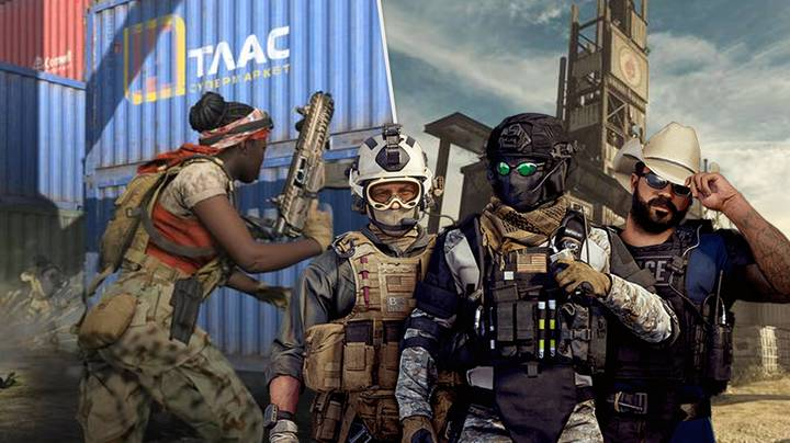 Call Of Duty Player Uses 'Toxic' Loadout In Unbelievable Kill Montage