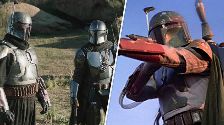 'The Book Of Boba Fett' Logo Revealed, And It Certainly Looks Familiar