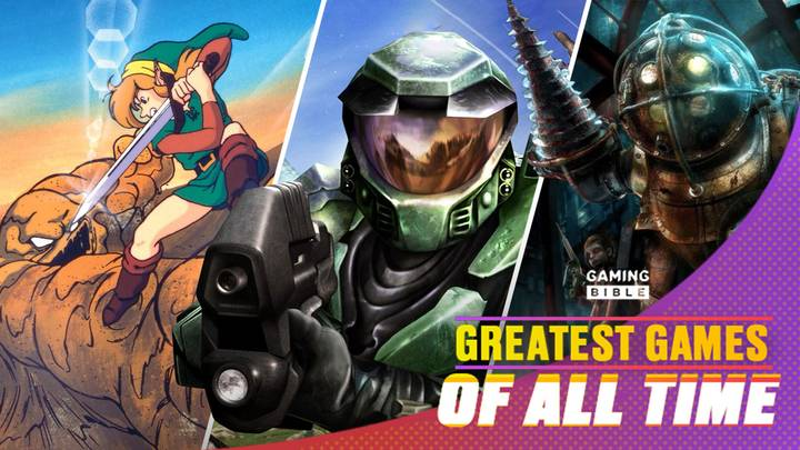 The Greatest Video Games Of All Time: 60-41
