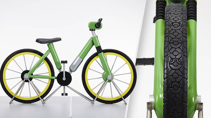 The Pokémon Company Has Finally Made The Bicycle From 'Red and Blue'