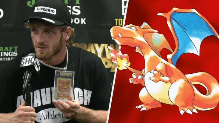 Logan Paul Says The Pokémon Card He Wore Before Mayweather Fight Is Worth Over $1 Million