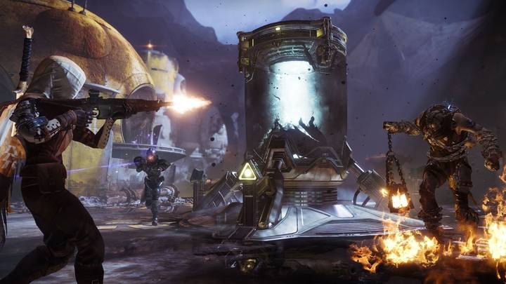 The Free Version of 'Destiny 2' Is Packed With Stuff