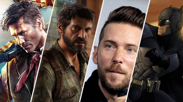 Gaming Acting Legend Troy Baker Tells Us Why The BAFTAs Matter