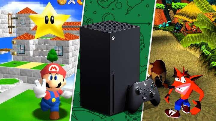 Xbox Consoles Can Now Play Nintendo 64 And PlayStation Games