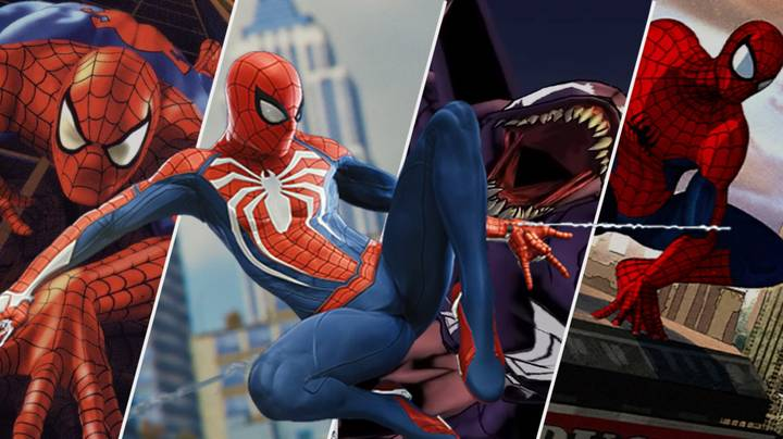 The Greatest Spider-Man Games Of All Time: Ranked