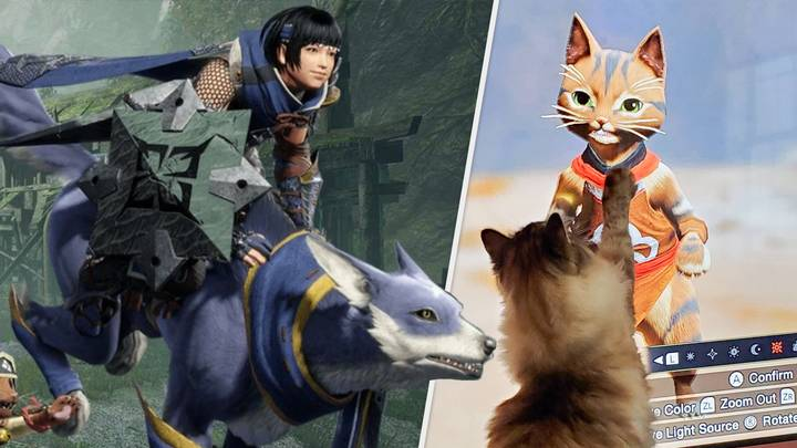 Gamers Are Immortalising Their Beloved Pets In Hit New Game