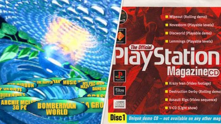 A Brief Ode To PlayStation Magazine Demo Discs