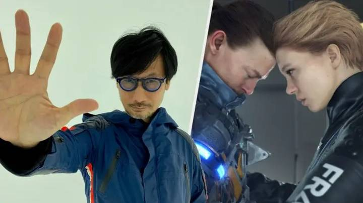 """Hideo Kojima Wants To Make A Game World """"That Changes In Real-Time"""""""