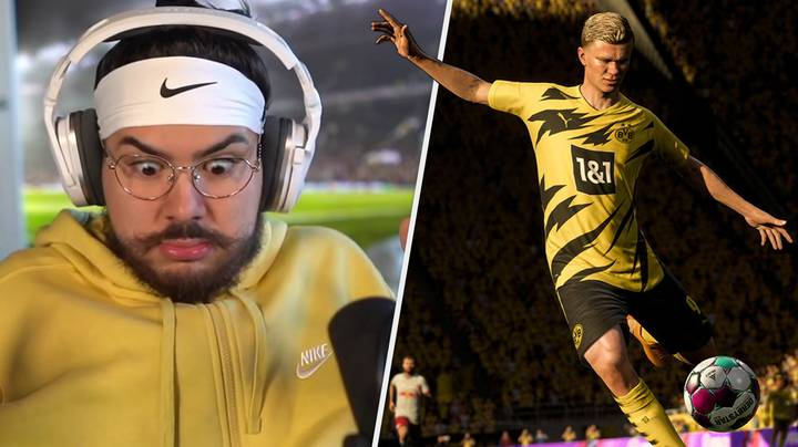 Streamer Smashes Controller Into Pieces After Devastating FIFA Miss