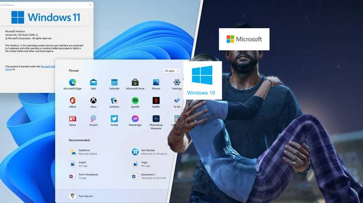 Windows 11 First-Look Appears Online, And It's A Big Improvement On Windows 10