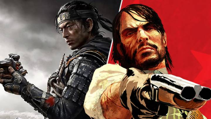 'Ghost Of Tsushima' Director Says 'Red Dead Redemption' Was Huge Inspiration