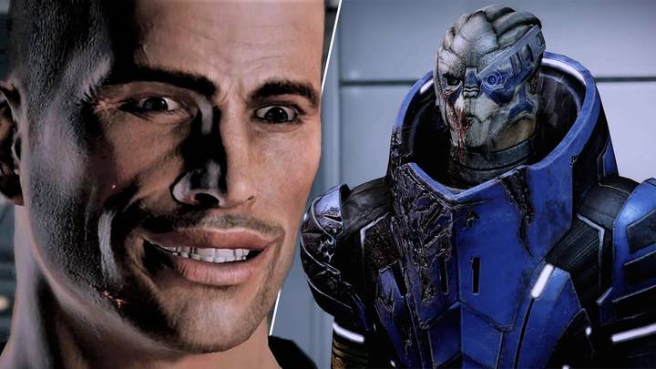Bizarre Mass Effect Mod Slaps Nipples On The Most Unlikely Characters