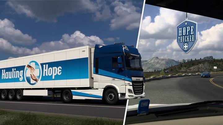 'Euro Truck Simulator 2' COVID-19 Vaccine Event Perceived To Be Political