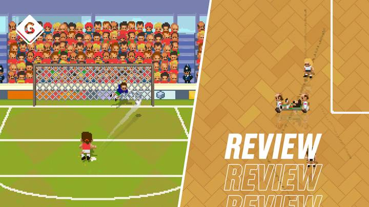 'Super Arcade Football' Review: The Soccer Game For Non-FIFA Fans