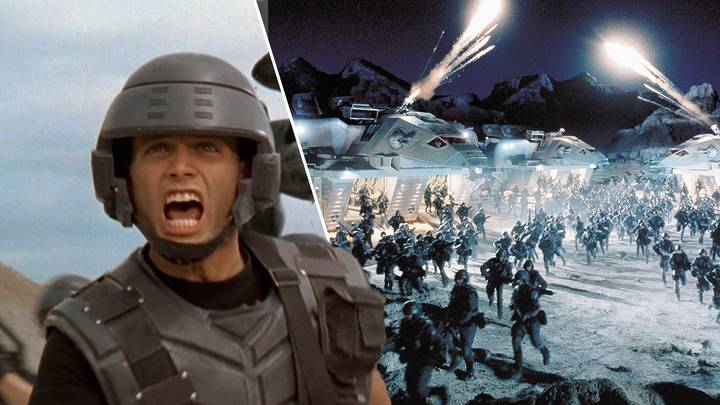 'Starship Troopers' Johnny Rico Actor Wants A Reboot Series Like 'The Mandalorian'