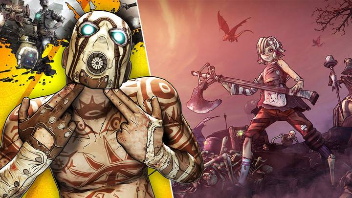 An Alleged New Borderlands Game Has Leaked Ahead Of E3