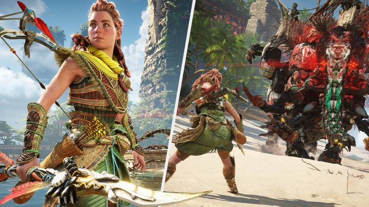 'Horizon Forbidden West' Will Be The Last Free PS5 Upgrade