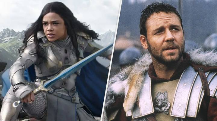 Russell Crowe Is Playing A Major Character In 'Thor: Love And Thunder'