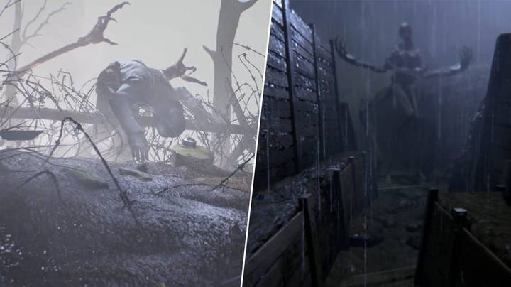New WW1 Survival Horror Game, 'Ad Infinitum', Looks Seriously Grim