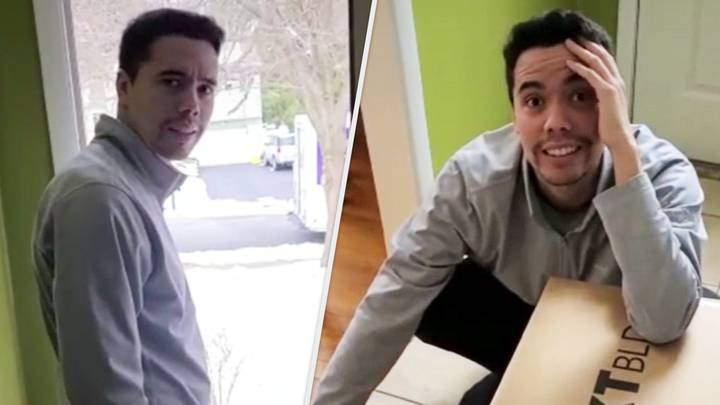 Heroes Buy Friend Gaming PC So They Can Play Together