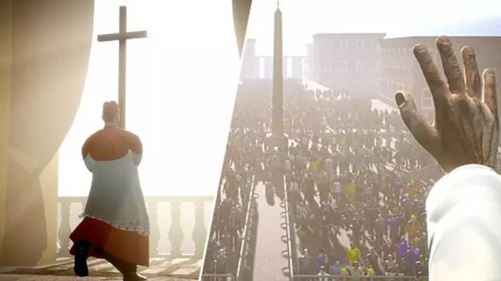 'Pope Simulator' Will Let You Live The Papal Life Of His Holiness