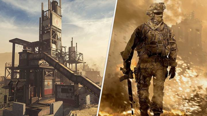 'Call Of Duty: Modern Warfare 2' Multiplayer Is Getting The Remaster It Deserves