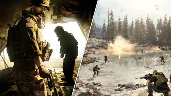 'Call Of Duty: Warzone' Update Is 81GB Smaller If You Delete 'Modern Warfare'