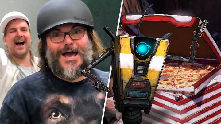 Jack Black Has Been Cast As Claptrap In Borderlands Movie