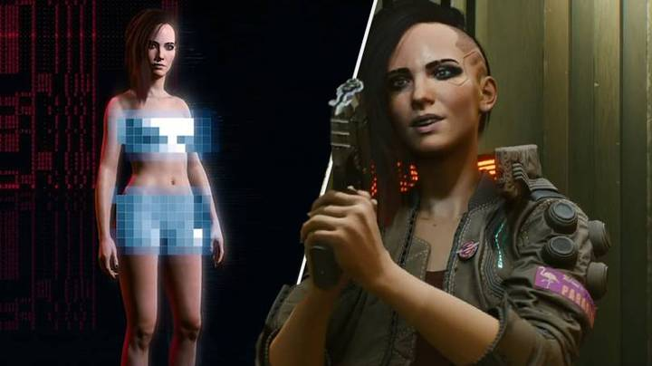 'Cyberpunk 2077' Sex Scenes Are Already Being Uploaded To Pornhub
