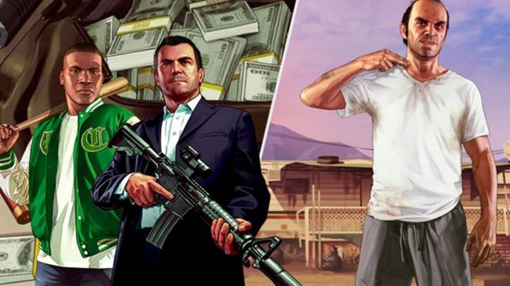 'GTA 5' Just Had Its Most Successful Year Since Launch