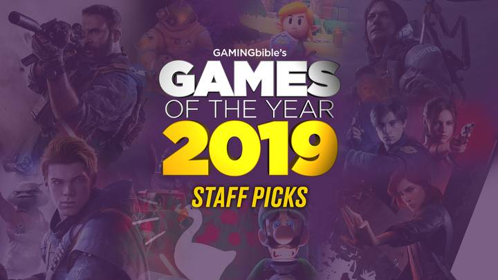 GAMINGbible's Games Of The Year 2019: Staff Picks