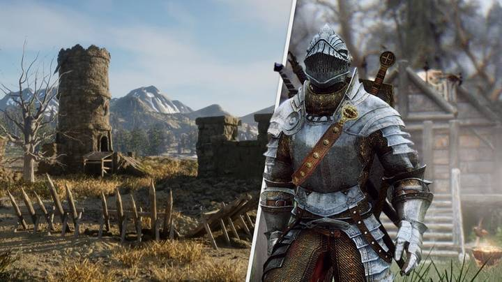 'Skyrim' Just Got An Unreal Engine 5 Upgrade, And It Looks Astounding