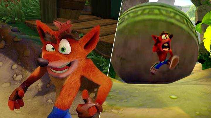 A Crash Bandicoot Mobile Game Is Coming, According To Leaked Screens