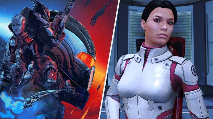 Wow, Mass Effect's Ashley Williams Is Just The Worst