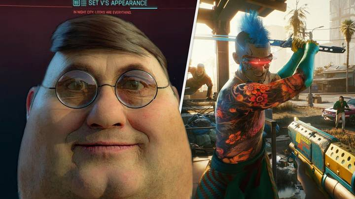Peter Griffin In 'Cyberpunk 2077' Is A Horror I'll Never Unsee