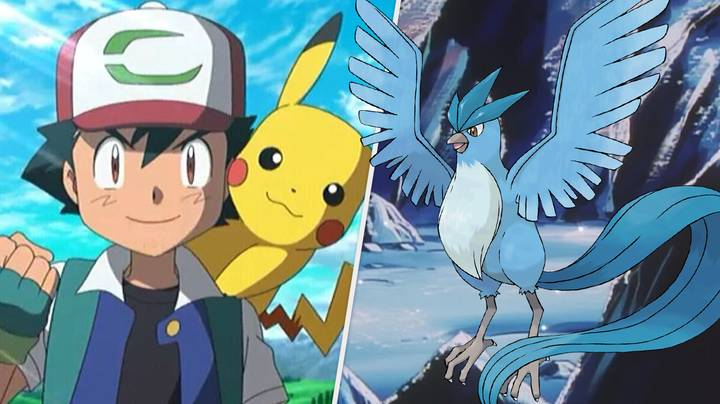 Scientist Names Newly Discovered Species After Legendary Pokémon